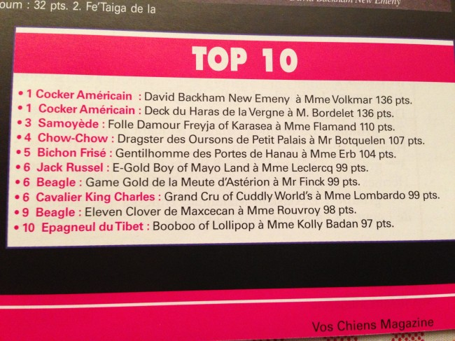 Un Jack of Mayo Land dans le Top 10